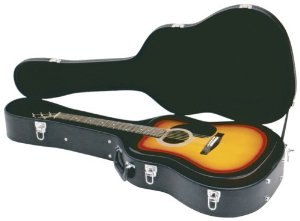 CG-020-D  Guardian Acoustic Guitar Hardshell Case