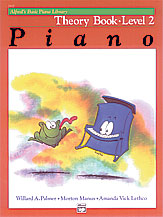 Alfred Basic Piano Theory Level 2 2122