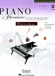 Piano Adventures Level 3B - Christmas Book FF1201