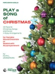 Play A Song Of Christmas Percussion 416-41028
