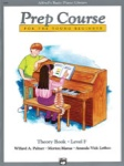 Alfred Basic Piano Prep Theory F 6298