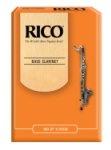 RCBC  Rico Bass Clarinet Reeds