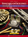 Standard of Excellence BK1 w/CD - Trumpet PW21TP
