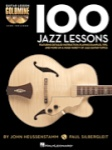100 Jazz Lessons For Guitar HL00696454
