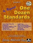 Volume 23 - One Dozen Standards, book only V23BK