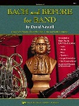 Bach and Before Conductor W34F