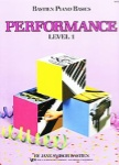 Bastien Piano Basics Performance Level 1 WP211