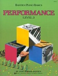 Bastien Piano Basics Performance Level 3 WP213