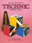 Bastien Piano Basics Technic Primer WP215