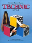 Bastien Piano Basics Technic Level 2 WP217