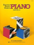 Bastien Piano Basics Piano Level 4 WP204