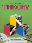 Bastien Piano Basics Theory Level 3 WP208