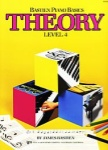 Bastien Piano Basics Theory Level 4 WP209