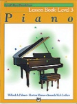 Alfred Basic Piano Lesson Level 3 2109