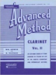 Advanced Method Clarinet Vol. 2 HLCL