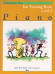Alfred Basic Piano Ear Training Level 3 6156