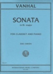 Sonata In B Flat Major Clarinet With Piano 2217