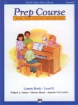 Alfred Basic Piano Prep Lesson E 6291