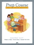 Alfred Basic Piano Prep Lesson F 6292