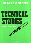 Technical Studies for Bass Clef Instruments O4968
