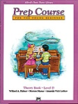 Alfred Basic Piano Prep Theory D 3129