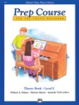 Alfred Basic Piano Prep Theory E 6297