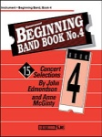 Beginning Band Book 4,  French Horn 00886312