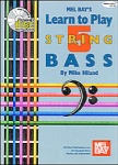 Learn to Play 5-String Bass Book/CD Set MB94721BCD