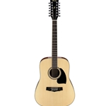 PF1512NT  Ibanez 12-String Acoustic Guitar