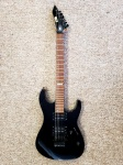 M-155  ESP Electric - Black