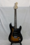 SQSTRAT-SB  Used Fender Squier Strat Electric Guitar - Sunburst