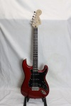 SQSTRAT-RED  Used Fender Squier Strat Electric Guitar - Red