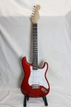 SQSTRAT-REDNN  Used Fender Squier Stratocaster Electric Guitar