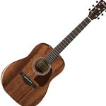 AW54JROPN  Ibanez 3/4 Dreadnought Acoustic Guitar - Open Pore Natural