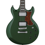 AX120MFT  Ibanez Double-Cutaway Electric - Metallic Forest