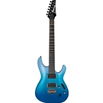 S521OFM  Ibanez S-Series Electric Guitar - Ocean Fade Metallic