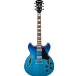 AS73FMAZG  Ibanez Artcore Semi-Hollowbody - Azure Blue Gradiation