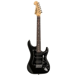 S2HMB  Washburn Sonamaster Electric Guitar - Metallic Black