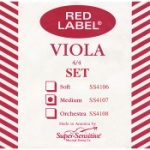 "SS4107 Super Sensitive SS 15"" - 16.5"" Viola Strings Set"