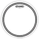 "TT10EC2S Evans 10"" EC2 Clear Head"