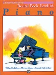 Alfred Basic Piano Recital Level 1A 2112