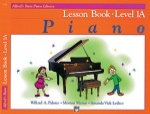 Alfred Basic Piano Lesson Level 1A 2104