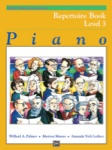 Alfred Basic Piano Repertoire Level 3 6189