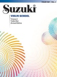 Suzuki Violin School Volume 2 0146S
