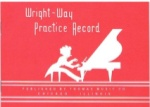 The Wright Way Practice Record WRIGHTWAY