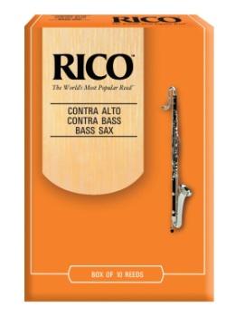 RCCB Rico Contra Bass Reeds