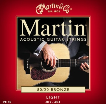 MRTAG  Martin Acoustic Guitar Strings