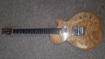 BECKLEYGUITAR  Beckley Electric Guitar