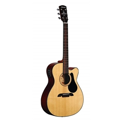 AF30CE  Alvarez Artist Series OM/Folk Acoustic/Electric w/tuner