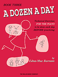 A Dozen A Day Book 3 HL00414136